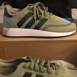 Adidas N-5923 Army Green Sneakers